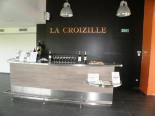 chateau-la-croizille réception