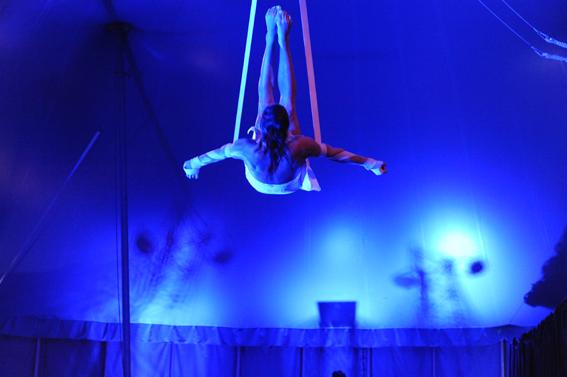 Les Chapiteaux de Cirque deBordeaux