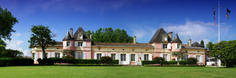 Chateau Loudenne reception